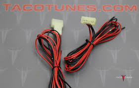 2014 2018 toyota corolla tweeter wire harness adapters speaker harness gm at Speaker Wire Harness Adapter