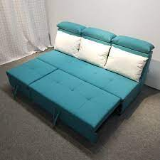 china armless leather upholstery sofa