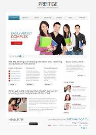 Career Page Design Templates Html Career Education Moto Cms Html Template 43828 Career