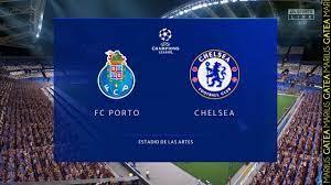Fifa 21 - FC Porto Vs Chelsea F.C. - Champions League | Prediction