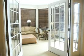 home office french doors. Home Office Doors With Glass French Door Blinds Family Room Eclectic Bookcase