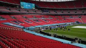 Fußball-Europameisterschaft: Briten wollen Wembley für 60.000 Fans öffnen
