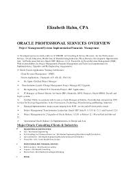 oracle apps project manager resume oracle professional services overview  project management systems implementation management oracle apps