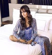 """حلا شيحة غاضبة بعد تداول صورتها على شبكات التواصل : """"راعوا ربنا"""""""