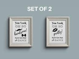 Wedding Bathroom Basket Sign / Wedding Bathroom Kits Sign /