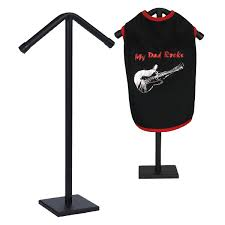 T Shirt Display Stand Apparel Display Stands LOVADOG Department Store for Dogs 4