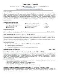 Project Manager Resume Cover Letter Best of Contract Manager Resume Resume Project Manager Contract Manager