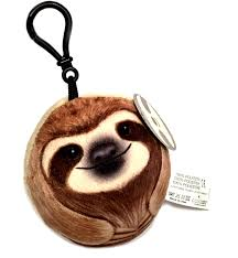 dels about plush sloth snoring squeeze keyring cute noisy s boys gadget toy novelty