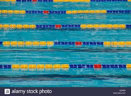 olympic swimming pool lanes. Particular Lane Of An Olympic Swimming Pool Lanes