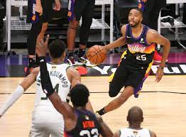 Suns' Mikal Bridges hurts Bucks with 27 ...