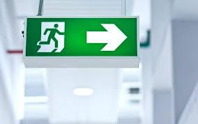 unique emergency egress lighting and emergency exit sign 85 emergency egress lighting code