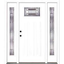 White front door with glass Double White Front Door In In Zinc Craftsman Unfinished Smooth Right Hand Fiberglass White Front Door Shutterstock White Front Door Bradleyrodgersco