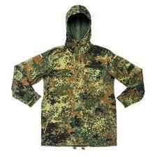 German Army Jacket Size Chart German Bundeswehr Flecktarn Parka Kommandostore