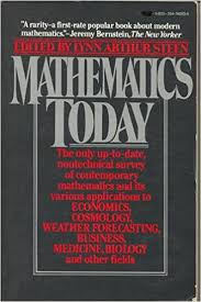 mathematics today twelve informal essays lynn arthur steen  mathematics today twelve informal essays lynn arthur steen 9780394745039 amazon com books