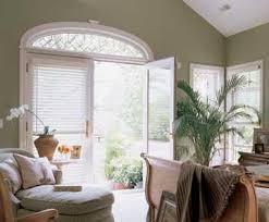 arched window treatments. Arched Window Treatment Ideas. Bookmark; More. Bedroom With Door Open Treatments