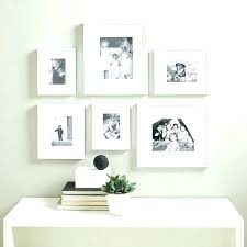 wall frames decoration white decorations picture on walls best set sofa walls wooden photo frames combination style home decor picture frame white on dark