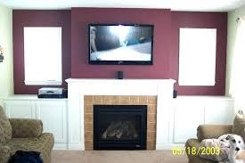 tv above gas fireplace ideas magnificent ideas over gas fireplace mounting above gas fireplace baby nursery tv above gas fireplace