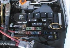 dodge ram 1500 questions where is the low beam relay fuse on a 3 answers
