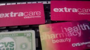 differnce between a cvs cash card and a cvs gift card
