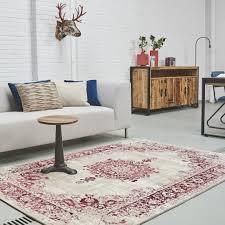 cool vintage furniture. Fine Furniture Cool Vintage Vloerkleed  Roodcrme For Furniture E