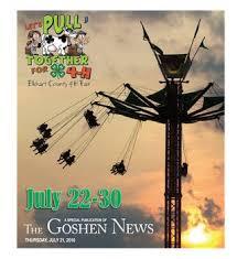 2016 Elkhart County 4h Fair By The Goshen News Issuu