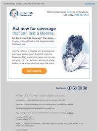 Gerber life insurance provides affordable policies for all ages. Gerber Life Insurance This Rate Won T Last Milled