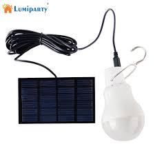 Solar Powered Led Light Bulb Hot 15w Solar Powered Portable Led Bulb Lamp Solar Energy Lamp Camping Outdoor Products