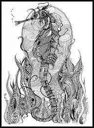 Small Picture 334 best Under the Sea Coloring Pages for Adults images on