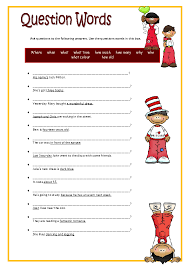 Free Printable Wh Questions Worksheets Worksheets for all ...
