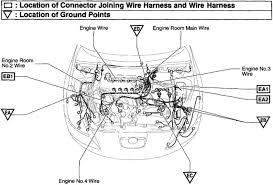 toyota avalon engine diagram wiring diagrams audio electrical