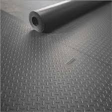 Rubber Flooring, Industrial Rubber Flooring, Diamond Tread Safety Flooring H