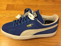 puma 2016. the last remaining sample of 10 that joey received. puma 2016