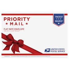 Priority Mail Gift Card Flat Rate Envelope Usps Com