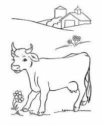 Small Picture coloring pages animals Farm Animal Coloring Pages Printable
