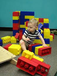Oversized Legos oversized lego | mark whittle | flickr