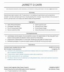 Entry Level Resume Sample | Entry Level Resumes | Livecareer