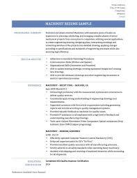... Winsome Design Cnc Machinist Resume 4 Machinist Resume Samples - cnc  machinist resume ...