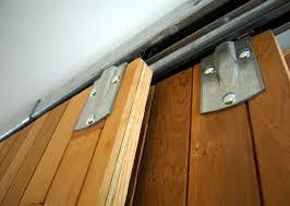 diy bypass barn door hardware. Decoration Diy Bypass Barn Door Hardware With DIY Doors Made From Reclaimed Lumber Kibinokuni.info