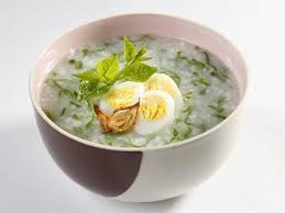 Image result for cháo trứng