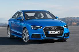 Facelifted Audi A3 Revealed New Tech Kit And Engines Car