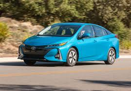Scott Sturgis' Driver's Seat: The plug-in Toyota Prius Prime is ...