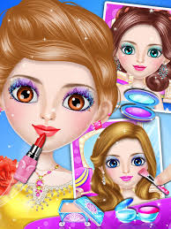 queen makeup salon free kids game for s 4