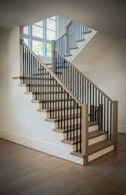 Few stair materials can offer the combined strength and appeal of a metal  baluster. Wrought
