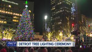 Campus Martius Christmas Tree Lighting 2017 Family Holiday And Christmas Events In Detroit 2017 Axs