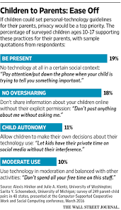 should parents post photos of their children on social media wsj should parents post photos of their children on social media