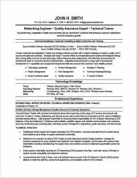 Engineering Skills Resume Emphasize Your Skills In Your Network Engineer Resume Job