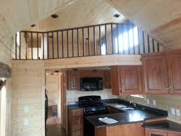 Million Dollar Mobile Homes Cabin Loft Westgate Homes