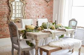 DIY Home Decor: Fall Dining Room Decorating Ideas
