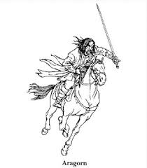 Small Picture Printable Lord of the Rings Coloring Pages Coloring Me
