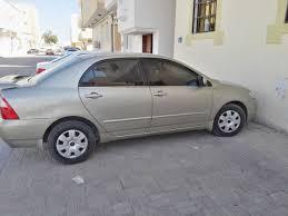 Toyota corolla 1.8, cars for sale in Oman in Salalah
